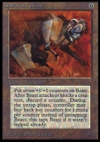 Collectors Ed Intl: Clockwork Beast (Not Tournament Legal)