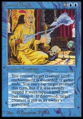 Collectors Ed Intl: Control Magic (Not Tournament Legal)