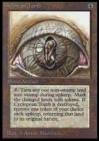 Collectors Ed Intl: Cyclopean Tomb (Not Tournament Legal)