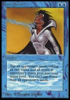 Collectors Ed Intl: Drain Power (Not Tournament Legal)