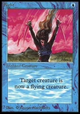 Collectors Ed Intl: Flight (Not Tournament Legal)