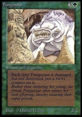 Collectors Ed Intl: Fungusaur (Not Tournament Legal)