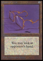 Collectors Ed Intl: Glasses of Urza (Not Tournament Legal)