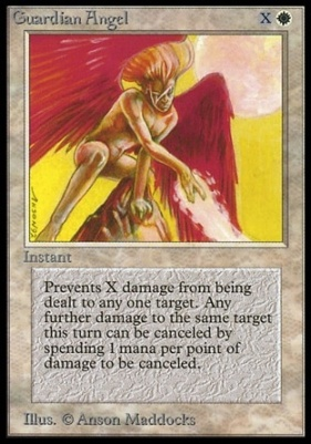 Collectors Ed Intl: Guardian Angel (Not Tournament Legal)