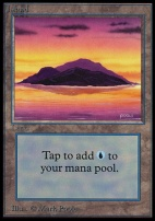 Collectors Ed Intl: Island (B - Not Tournament Legal)