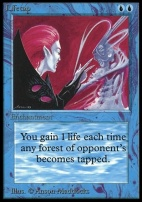Collectors Ed Intl: Lifetap (Not Tournament Legal)