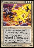 Collectors Ed Intl: Personal Incarnation (Not Tournament Legal)