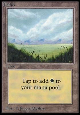 Collectors Ed Intl: Plains (B - Not Tournament Legal)