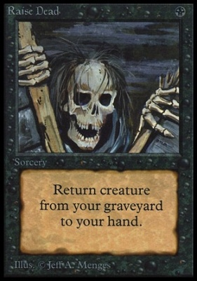 Collectors Ed Intl: Raise Dead (Not Tournament Legal)