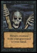 Collectors Ed Intl: Raise Dead (Not Tournament Legal)