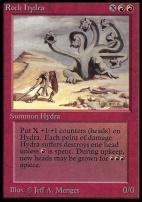 Collectors Ed Intl: Rock Hydra (Not Tournament Legal)