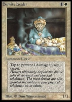 Collectors Ed Intl: Samite Healer (Not Tournament Legal)