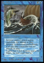 Collectors Ed Intl: Sea Serpent (Not Tournament Legal)