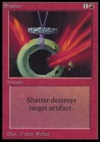 Collectors Ed Intl: Shatter (Not Tournament Legal)