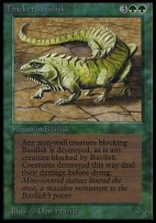 Collectors Ed Intl: Thicket Basilisk (Not Tournament Legal)