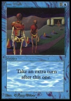Collectors Ed Intl: Time Walk (Not Tournament Legal)