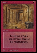 Collectors Ed Intl: Tunnel (Not Tournament Legal)
