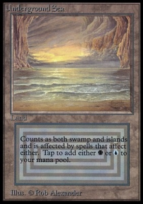 Collectors Ed Intl: Underground Sea (Not Tournament Legal)