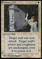 Collectors Ed: Animate Wall (Not Tournament Legal)