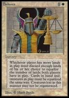 Collectors Ed: Balance (Not Tournament Legal)