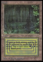Collectors Ed: Bayou (Not Tournament Legal)