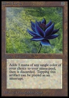 Collectors Ed: Black Lotus (Not Tournament Legal)