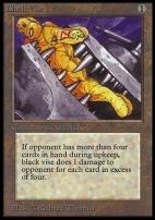 Collectors Ed: Black Vise (Not Tournament Legal)