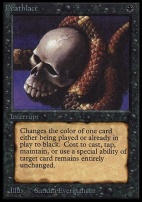 Collectors Ed: Deathlace (Not Tournament Legal)