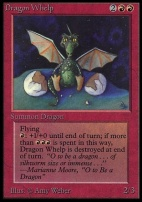 Collectors Ed: Dragon Whelp (Not Tournament Legal)