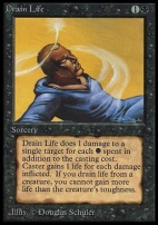Collectors Ed: Drain Life (Not Tournament Legal)