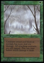 Collectors Ed: Fog (Not Tournament Legal)