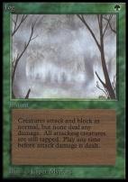 Collectors Ed: Fog (Not Tournament Legal)
