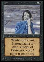 Collectors Ed: Gloom (Not Tournament Legal)