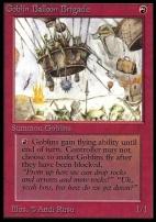 Collectors Ed: Goblin Balloon Brigade (Not Tournament Legal)