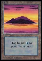 Collectors Ed: Island (B - Not Tournament Legal)