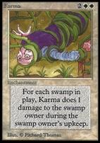 Collectors Ed: Karma (Not Tournament Legal)