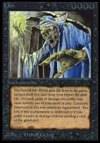 Collectors Ed: Lich (Not Tournament Legal)