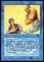 Collectors Ed: Mahamoti Djinn (Not Tournament Legal)