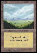 Collectors Ed: Plains (B - Not Tournament Legal)