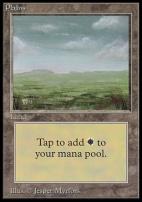Collectors Ed: Plains (C - Not Tournament Legal)