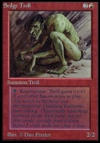 Collectors Ed: Sedge Troll (Not Tournament Legal)