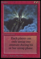 Collectors Ed: Smoke (Not Tournament Legal)