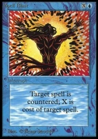 Collectors Ed: Spell Blast (Not Tournament Legal)