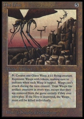 Collectors Ed: The Hive (Not Tournament Legal)