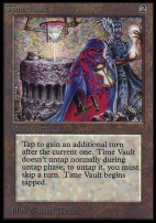Collectors Ed: Time Vault (Not Tournament Legal)