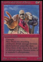 Collectors Ed: Two-Headed Giant of Foriys (Not Tournament Legal)
