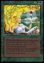 Collectors Ed: Verduran Enchantress (Not Tournament Legal)