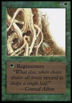 Collectors Ed: Wall of Brambles (Not Tournament Legal)