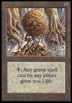 Collectors Ed: Wooden Sphere (Not Tournament Legal)
