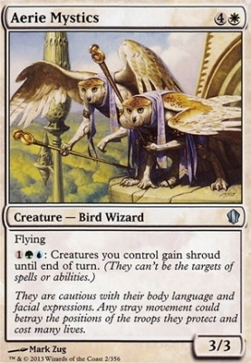 Commander 2013: Aerie Mystics